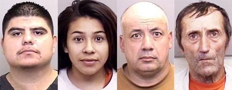 Acosta, Alvarez-Carrillo, Barragan, Butler