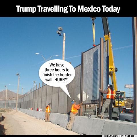 TrumpInMexico