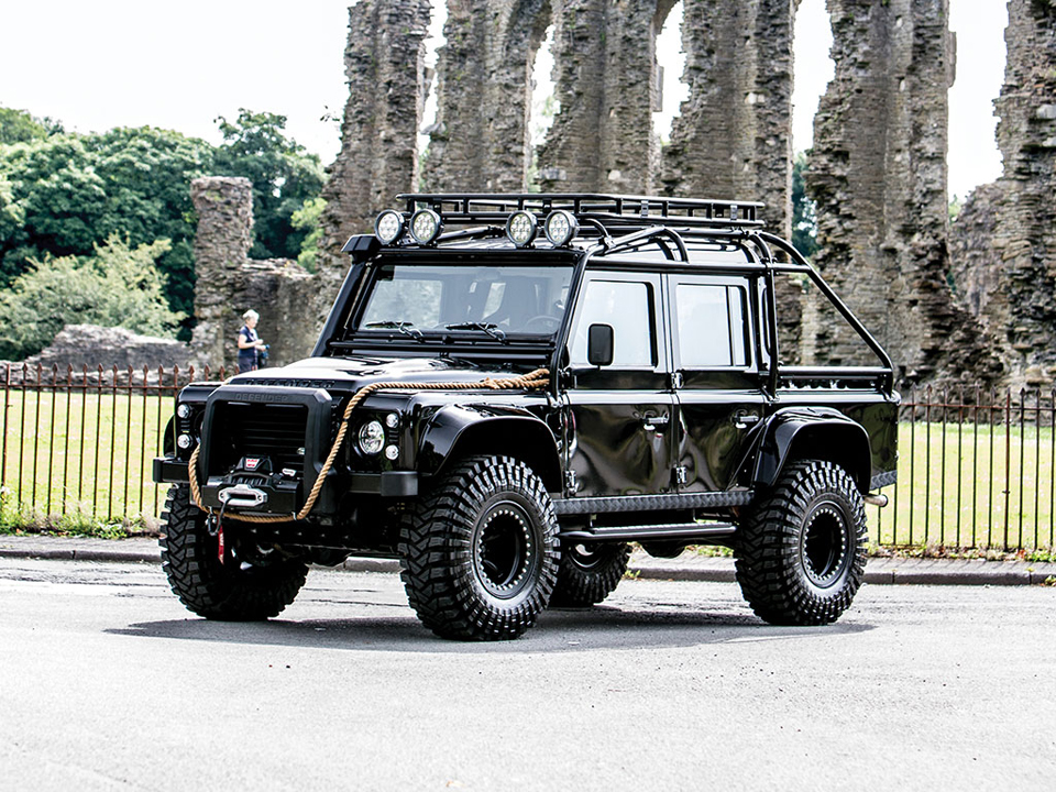 2014 Land Rover Spectre Defender ...  A
