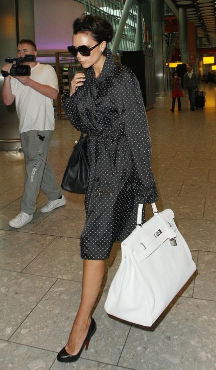 Victoria Beckham $2 Million Dollar Collection Of Hermes Handbags ...