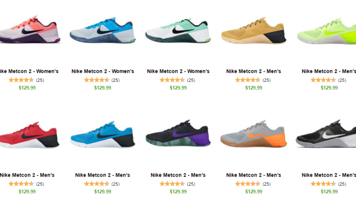Nike Metcon 2 Colorways Available at Rogue Fitness