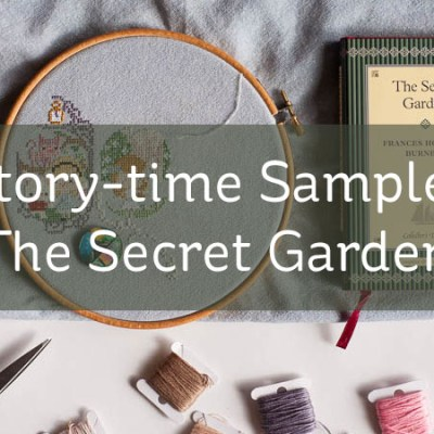 story time sampler featured
