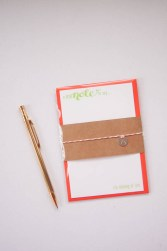 orange note cards-2