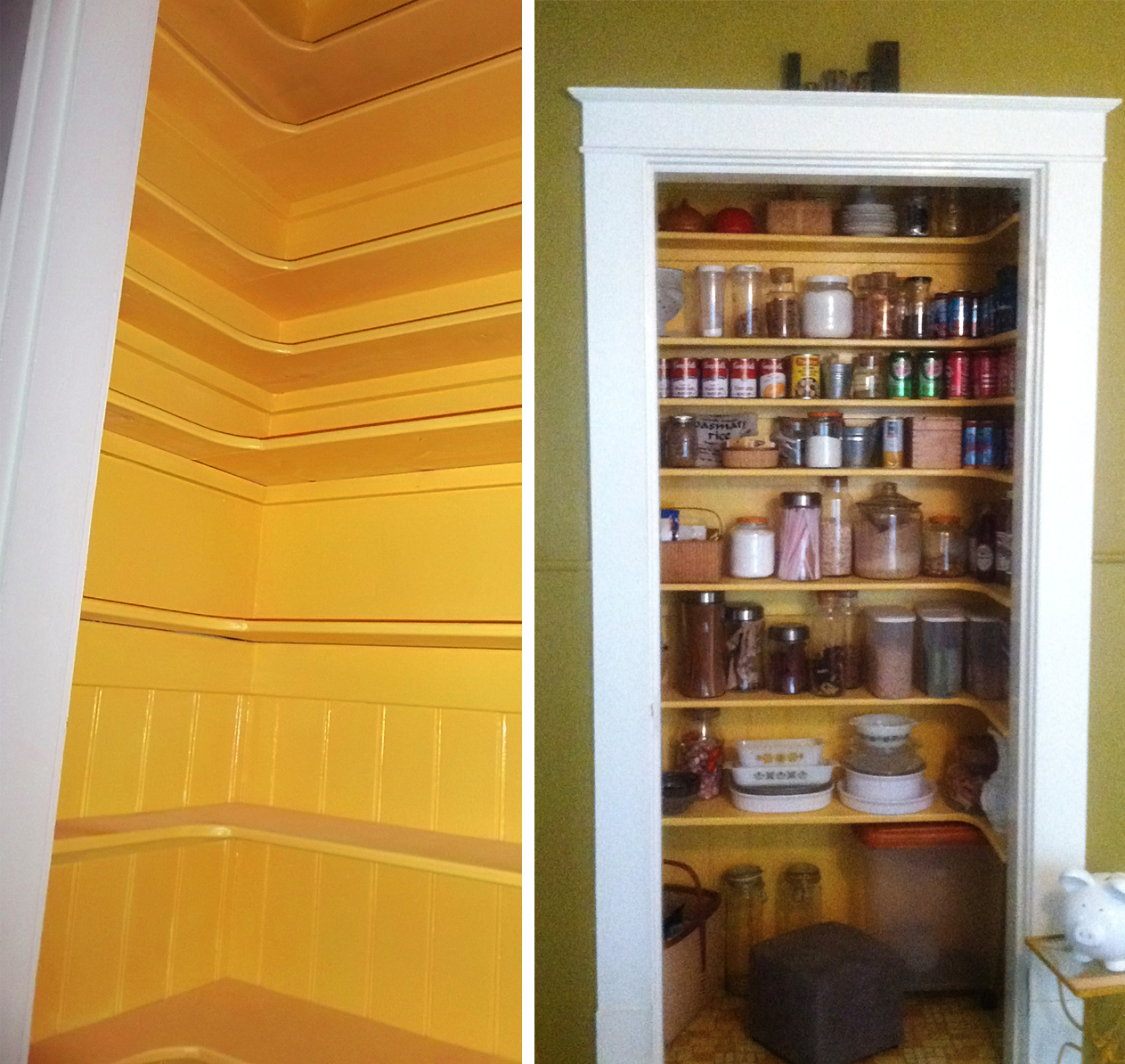 Pantry Closet Shelving Kitchen Pantry Storage Pantry: Creating A Pantry Out Of A Small Closet
