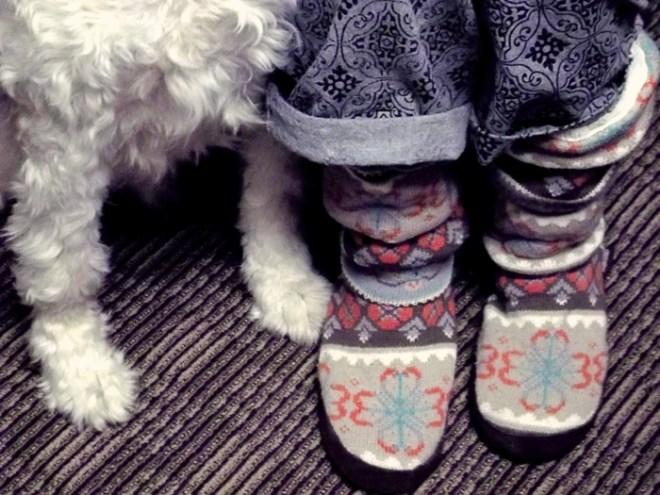 slipper-boots-mukLuks-paws-2013