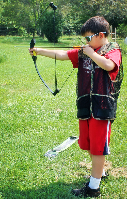 aunt-nephew-time-bootcamp-archery