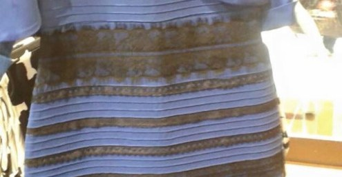 Five Questions Friday: What Color is that Viral Dress?