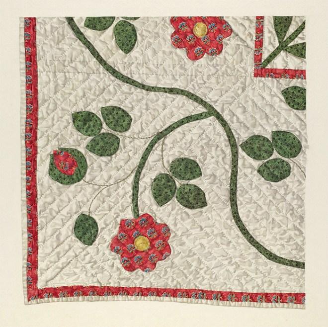 ArtWk-AliceCosgrove-QuiltTulipPattern-WatercolorGraphitePaper1941