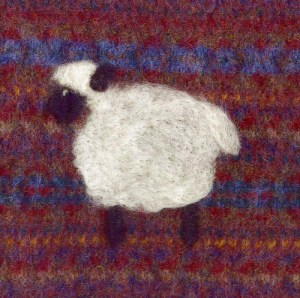 Hugh the Sheep by Aileen Clark Crafts