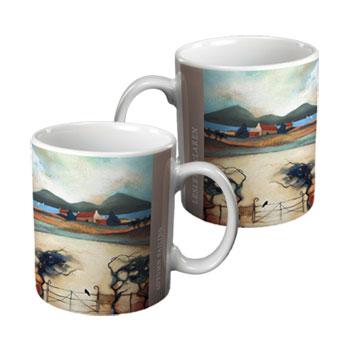 autumn sailing gift mug
