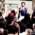 aesop rock performing at phono del sol 2011 - photo by charlie homo