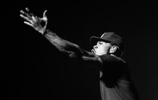 Chance The Rapper at The Fox Theater, by Robert Alleyne