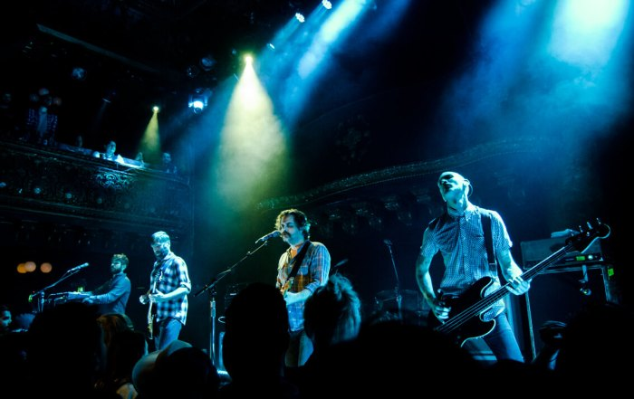 Photos:  Minus the Bear rock a sold out crowd at the Great American Music Hall