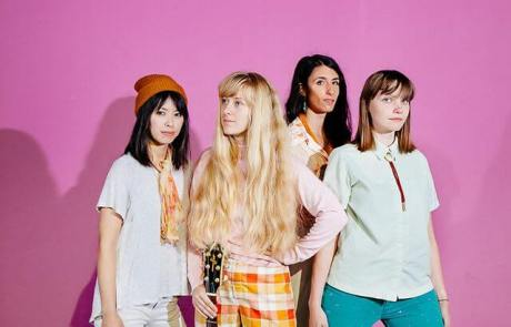 Q&A: Tonopah & Kitchen Hips on touring, DIY, female musicians, and their new albums