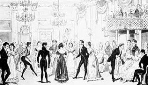 1805-1825 Almack's Assembly Room