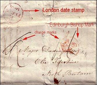 postal marks