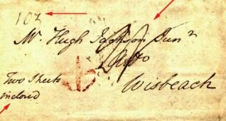 Wisbeche letter