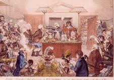 Sir Humphrey Davy Chemistry Experiment
