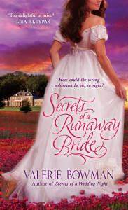 Secrets of a Runaway Bride