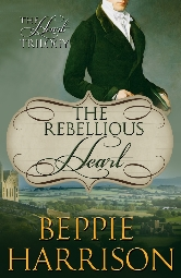 Cover for The Rebellious Heart by Beppie Harrison
