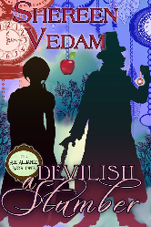 Cover image for A DEVILISH SLUMBER by Shereen Vedam