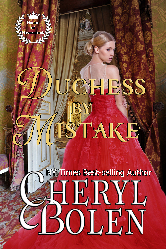 Cover image for Cheryl Bolen's Duchess By Mistake