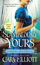 Cover image for Cara Elliott's Scandalously Yours