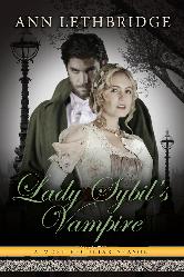 Cover image for Ann Lethbridge's Lady Sybil's Vampire