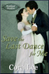 Cover image for Cora Lee's Save the Last Dance for Me