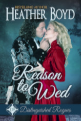 Cover image for Heather Boyd's Reason to Wed