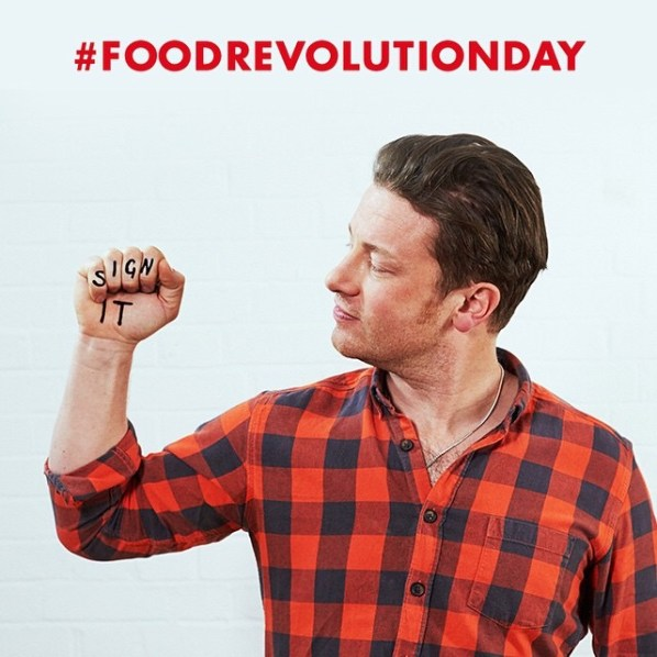 #foodrevolutionday