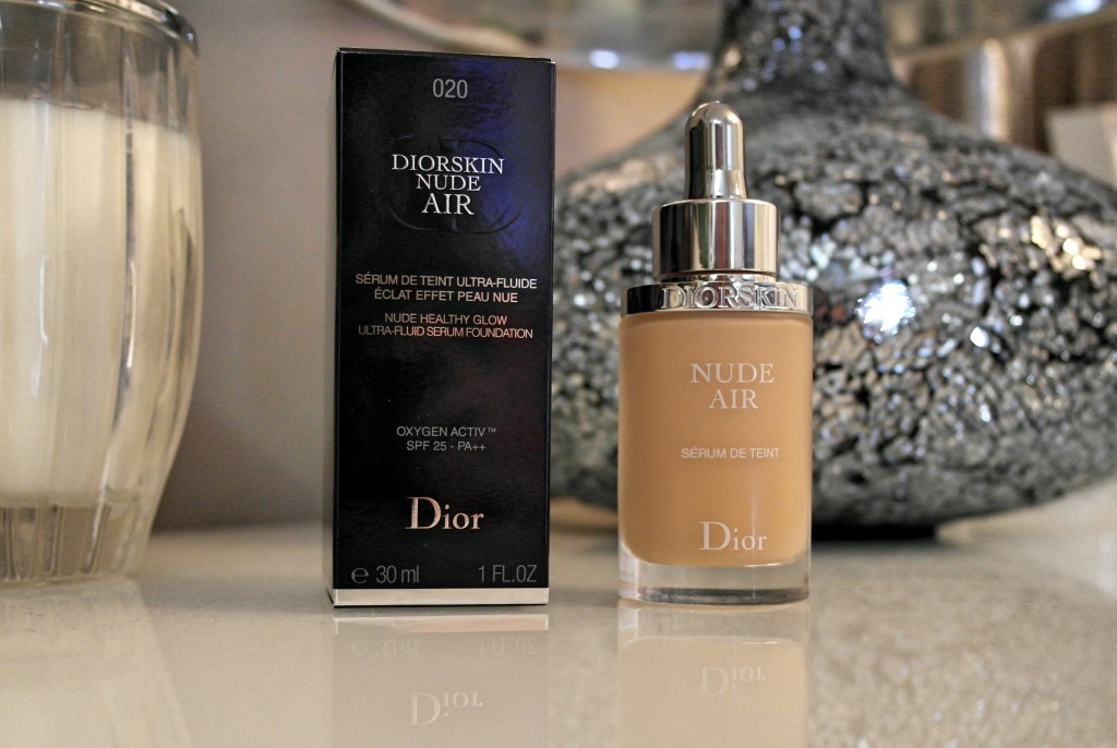 Diorskin Nude Air – Review