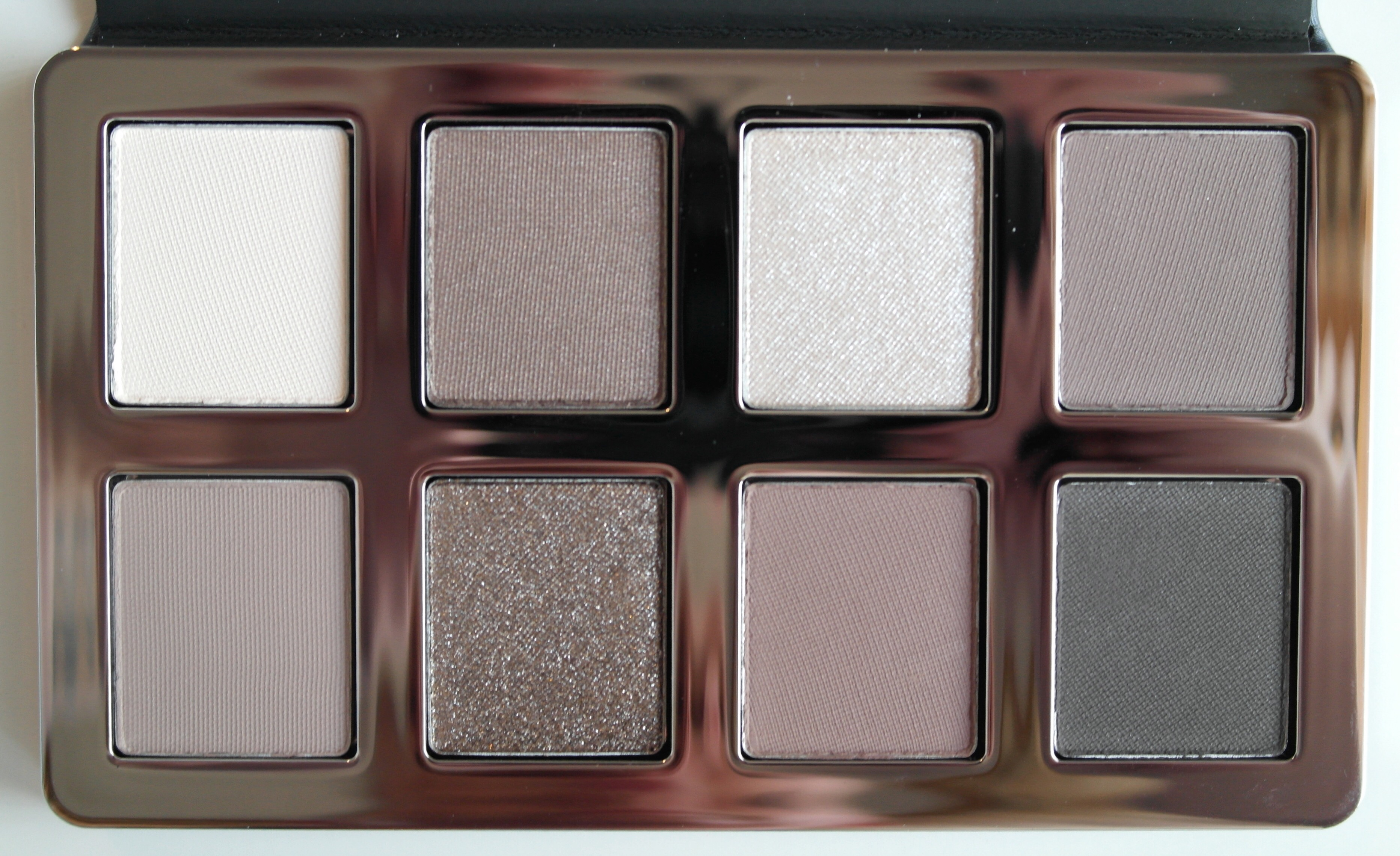 Look - Brown bobbi greige fall makeup collection video