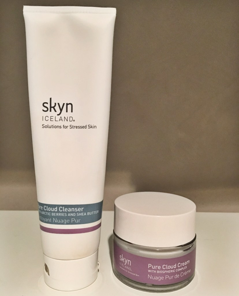 Skyn Iceland – Pure Cloud Cleanser & Pure Cloud Cream