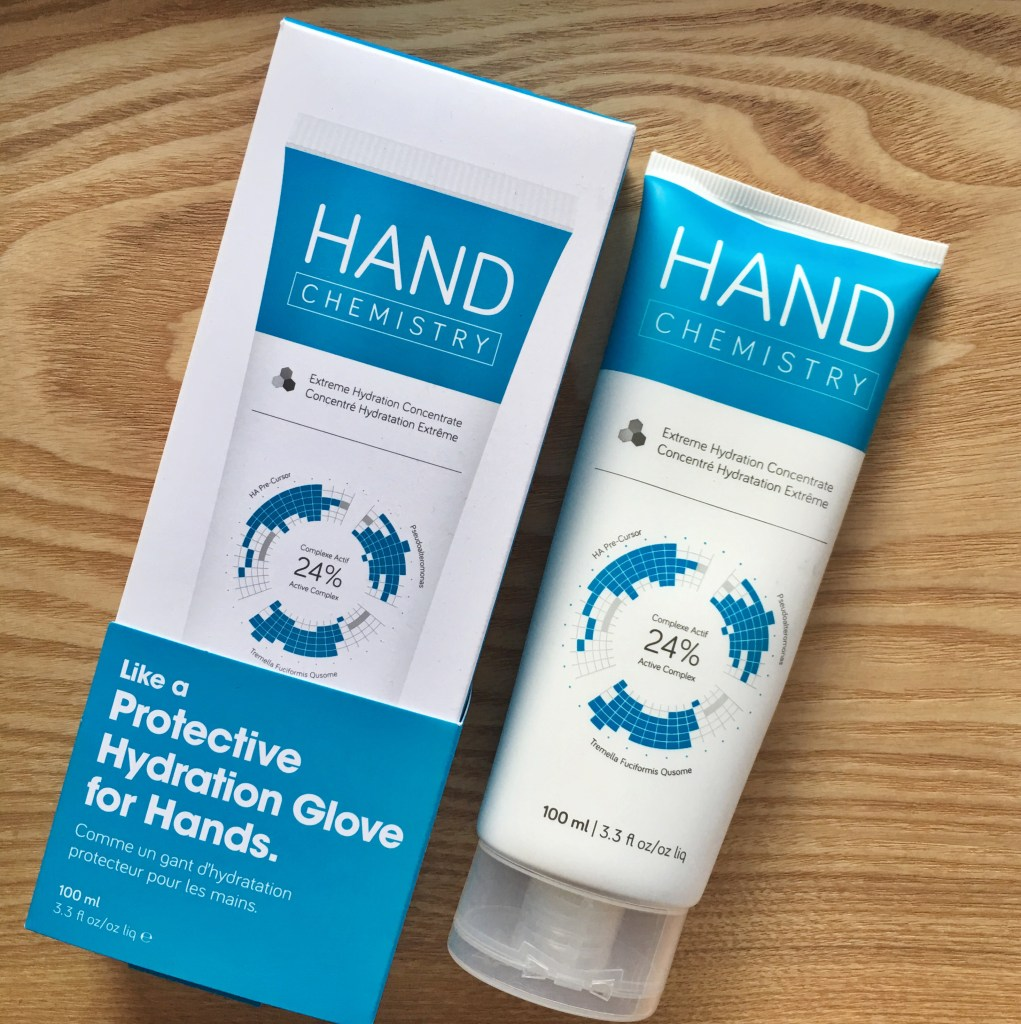 Review – Hand Chemistry Extreme Hydration Concentrate