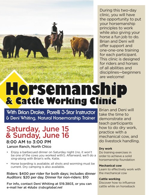 BRIAN DRAKE CATTLE WORKING CLINIC FINAL 6.15.13
