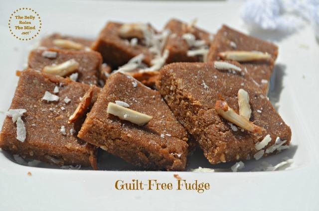 guilt free fudge