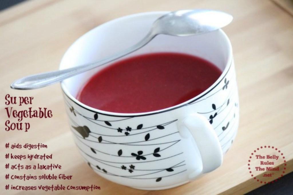 Super Veggie Soup by TheBellyRulesTheMindDotNet