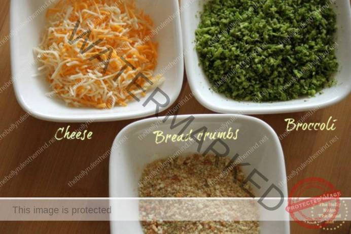 Broccoli Poppers Ingredients