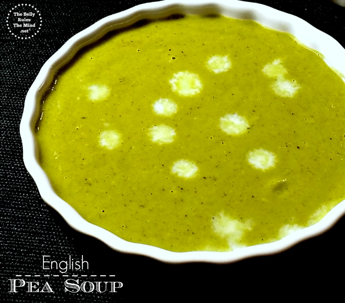 The English Pea Soup
