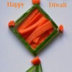 Edible Diwali Kandeel