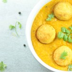 Squash Kofta / Lauki Kofta Curry