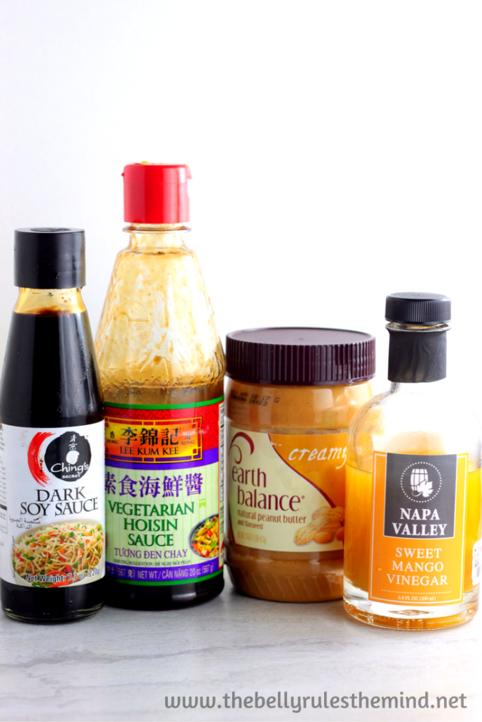 5 minute asian sauce ingredients