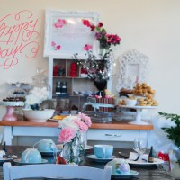 Family & Food | Kayla's 19th Birthday High Tea Party