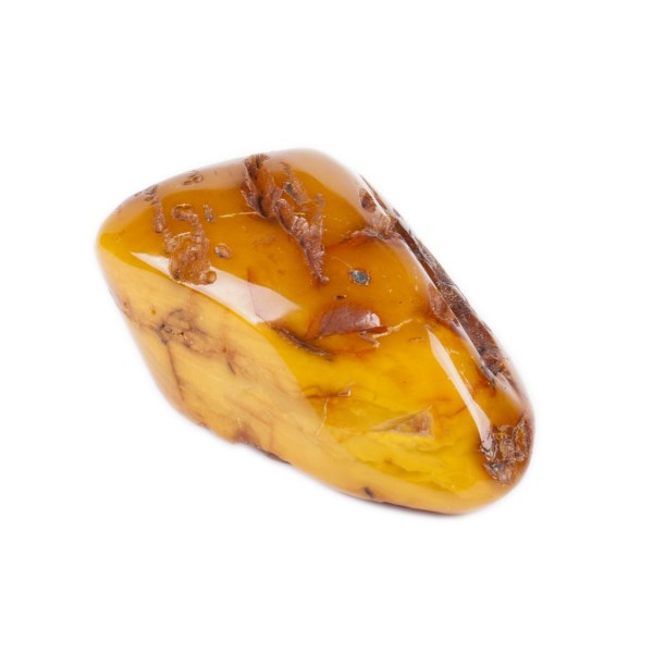 Huge Antique Baltic amber stone