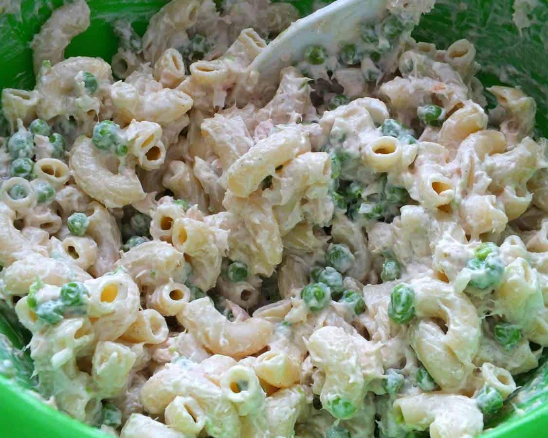 Tuna Pasta (Cold)