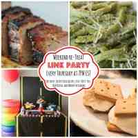 The Weekend re-Treat Link Party #130