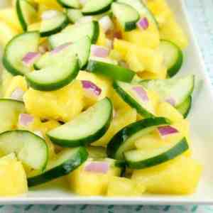 Pineapple And Cucumber Guacamole Recipes — Dishmaps