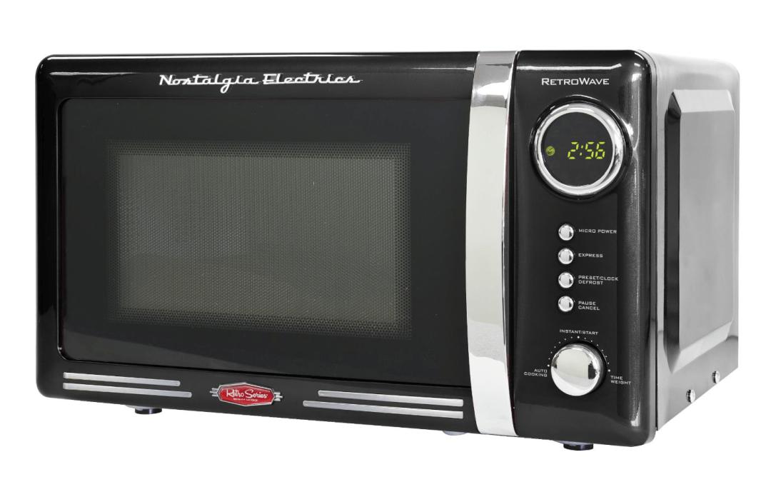 Nostalgia RMO770BLK Retro Microwave Oven Review