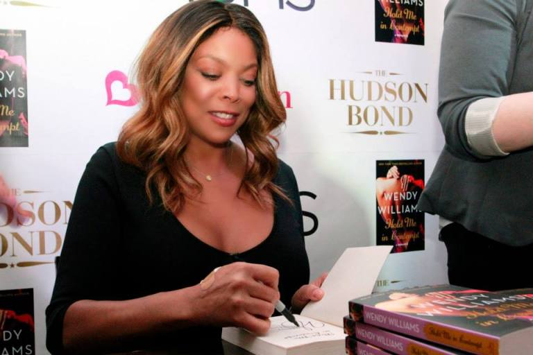 Hold Me In Contempt book signing